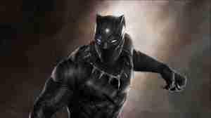 Black panther birth Afrofuturism